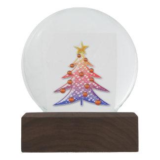 Presente adorável festivo da árvore de Natal |