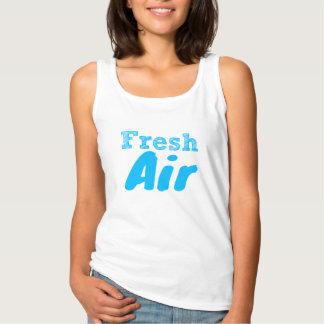 Presente da camisa de Freshair para ela