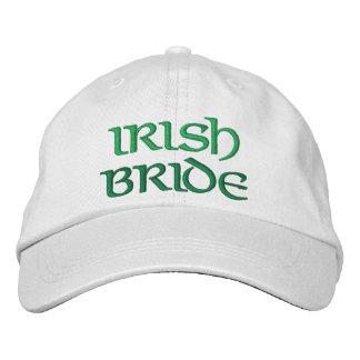 Presente de casamento bordado do chapéu do boné bordado