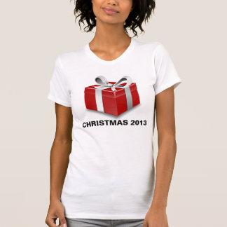 Presente de Natal, Custimize o ano T-shirt