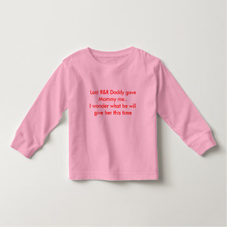 Presente de R&R T-shirt