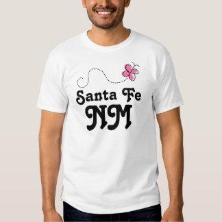 Presente de Santa Fé T-shirts