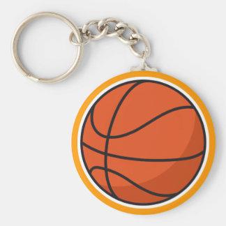 Presente do chaveiro do amante do basquetebol