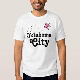 Presente do Oklahoma City T-shirt