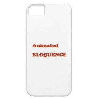 Presente do PRÊMIO Jogo de palavra ANIMADO da EL iPhone 5 Capas