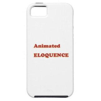 Presente do PRÊMIO Jogo de palavra ANIMADO da EL Capas De iPhone 5 Case-Mate