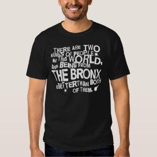 Presente (engraçado) de Bronx T-shirts