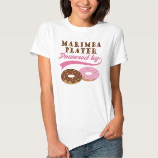 Presente engraçado do jogador do Marimba Camiseta
