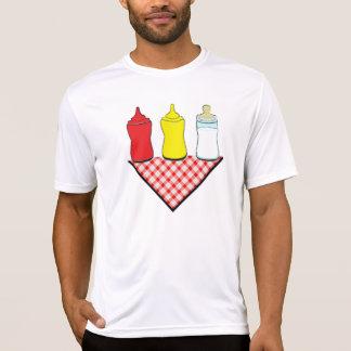 presente engraçado do novo papai camisetas