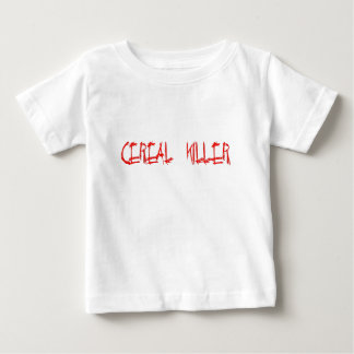 Presente engraçado do roupa do assassino de Ceral Tshirts