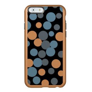 Presente preto retro do cobrir das capas de iphone