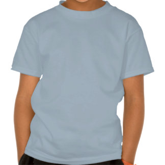 Presente super do t-shirt da juventude do céu