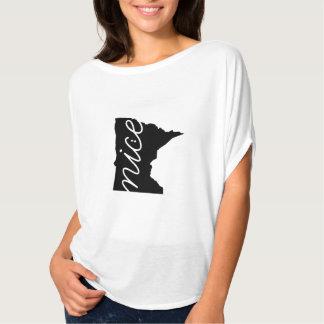 Presentes agradáveis de Minnesota Camiseta