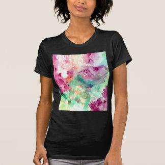Presentes bonito da mamã da aguarela floral das tshirt