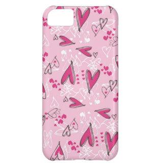 Presentes cor-de-rosa bonito do dia dos namorados