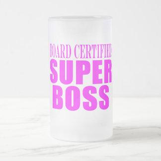 Presentes cor-de-rosa legal para chefes: Chefe sup Caneca