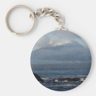 Presentes da lembrança de Sitka Alaska Chaveiro
