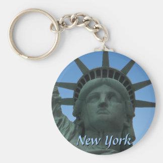 Presentes da liberdade da lembrança de New York da Chaveiro