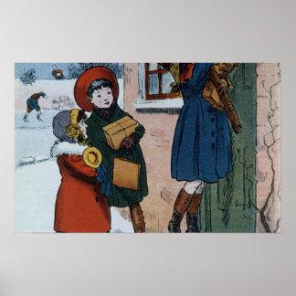 Presentes de Natal Poster