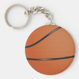 Presentes do olhar do basquetebol para fãs chaveiro