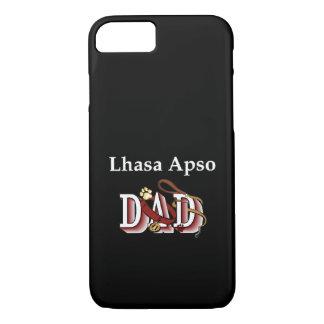 Presentes do pai de Lhasa Apso Capa iPhone 8/7