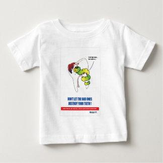 Presentes do promocional da prática dental t-shirt