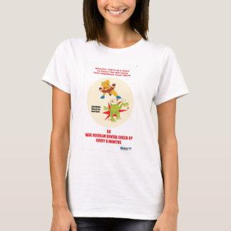 Presentes do promocional da prática dental tshirts