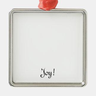 Presentes originais do ornamento para personalizar