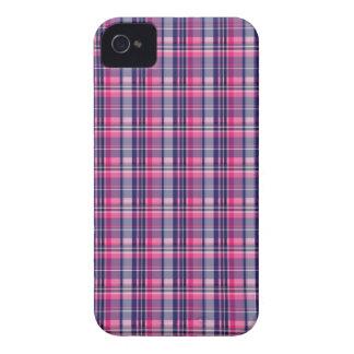 Presentes roxos e cor-de-rosa femininos do teste p capas iPhone 4