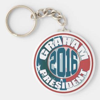 Presidente 2016 de Lindsey Graham Chaveiro