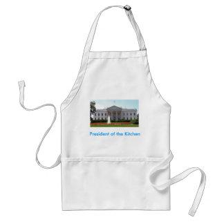 """""""Presidente avental da cozinha"""""""