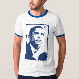 Presidente Barack Obama 44 camisetas do selo dos