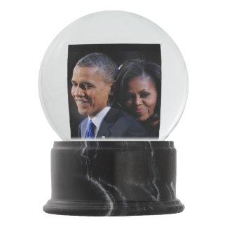Presidente Obama & primeira senhora Michelle
