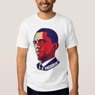 Presidente Obama T-shirt - personalizado -