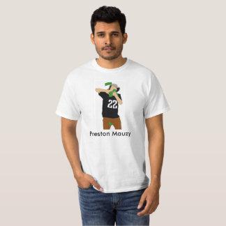 Preston youtube mauzy camiseta