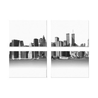 Preto & branco da Nova Iorque
