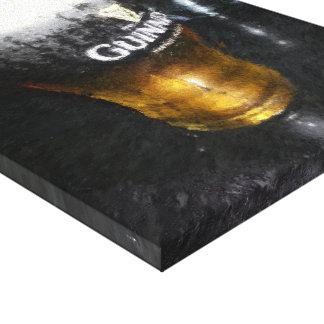 Preto e Tan Impressão Em Tela Canvas