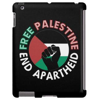 Preto livre do punho da bandeira do Apartheid do Capa Para iPad