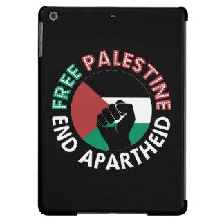 Preto livre do punho da bandeira do Apartheid do Capa Para iPad Air