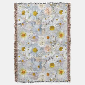 Primavera nupcial do casamento floral do buquê das manta