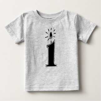 Primeira camisa do aniversário