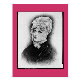 Primeira senhora Anna Harrison Cartão Postal