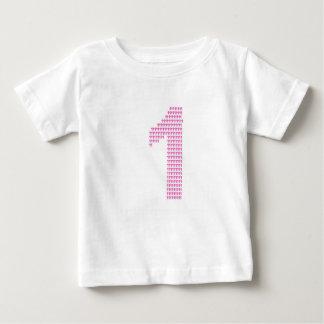 Primeiro aniversário t-shirt