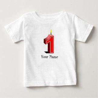 Primeiro aniversário tshirts