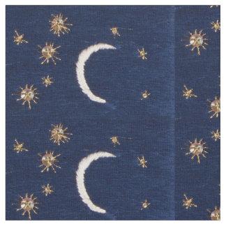 primeiro tecido da lua