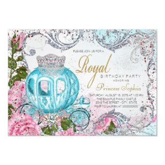 Princesa azul festa de aniversário do conto de
