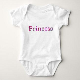 Princesa Body Para Bebê