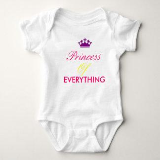 Princesa Camisetas