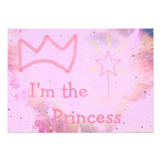 Princesa cor-de-rosa