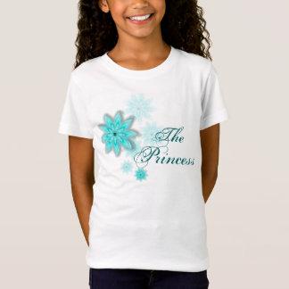 Princesa Criança da cerceta T-shirts